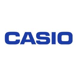カシオのロゴ