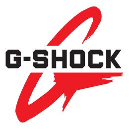Gショックのロゴ
