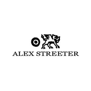 アレックスストリーターのロゴ