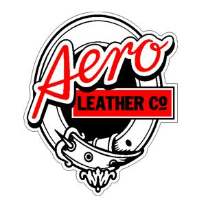 エアロレザーのロゴ
