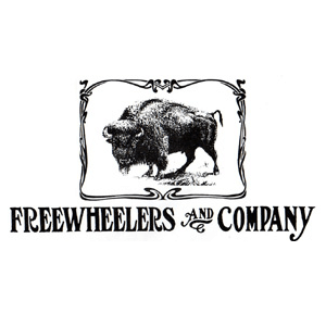 フリーホイーラーズのロゴ