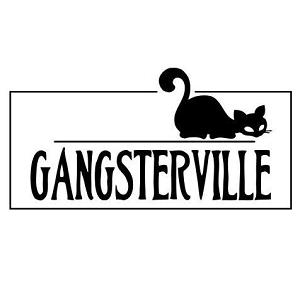 ギャングスタービルのロゴ
