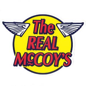 ザ・リアルマッコイズのロゴ