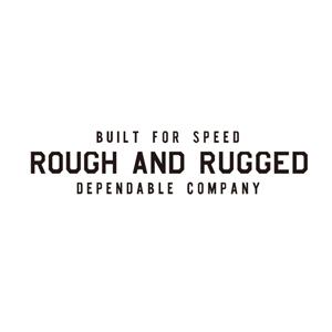 ラフアンドラゲッドのロゴ