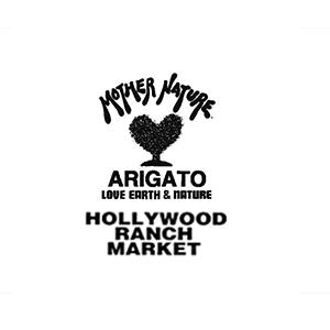 ハリウッドランチマーケットのロゴ