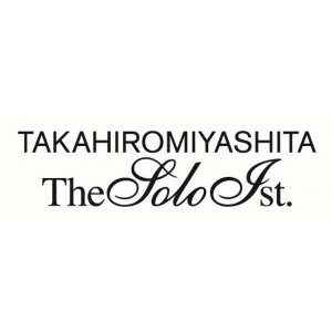 タカヒロミヤシタ ザ ソロイストのロゴ