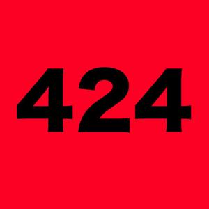 424のロゴ