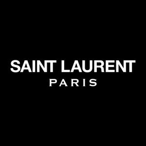 サンローランパリのロゴ
