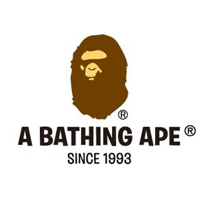 ア・ベイシング・エイプのロゴ