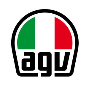 エージーブイのロゴ