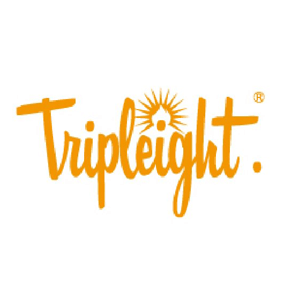 トリプレイトのロゴ
