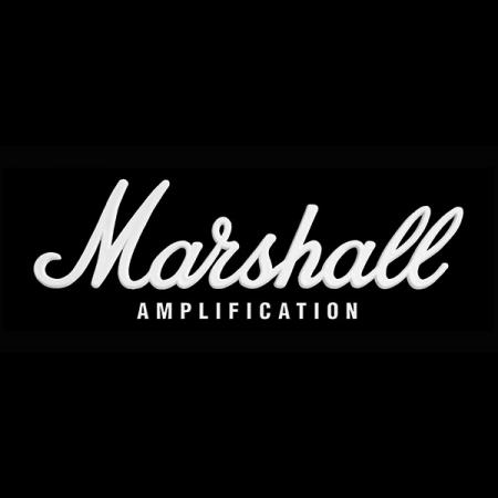 マーシャルのロゴ