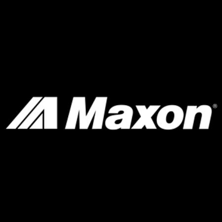マクソンのロゴ