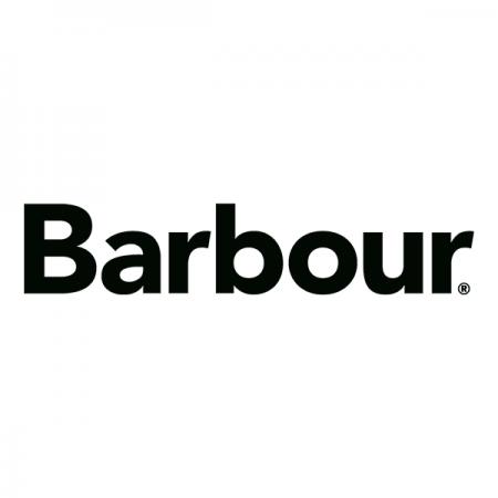 バブアーのロゴ