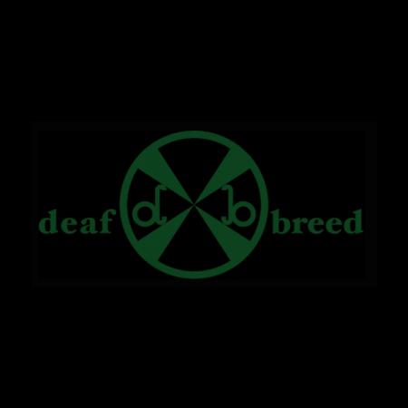 デフブリードのロゴ
