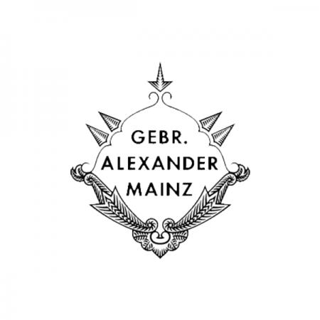 アレキサンダーのロゴ