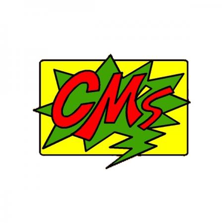 シーエムズコーポレーションのロゴ