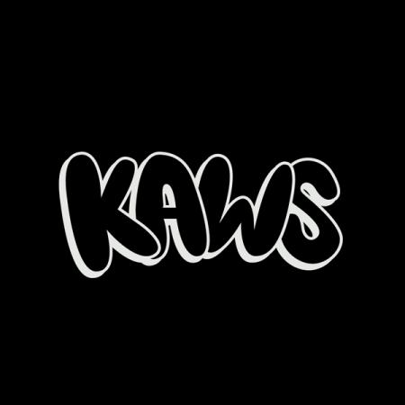 カウズのロゴ