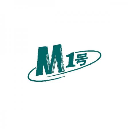 M1号のロゴ