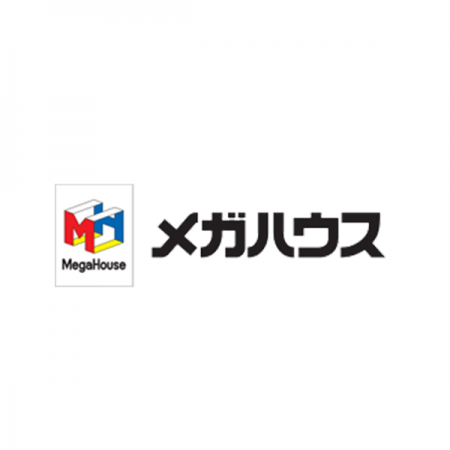 メガハウスのロゴ