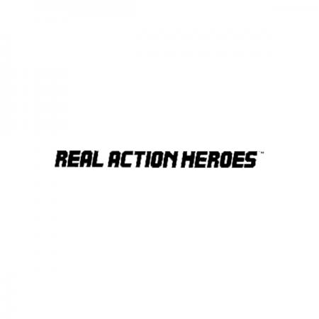 リアルアクションヒーローズのロゴ