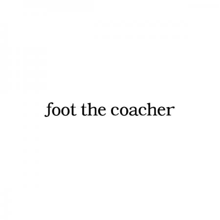 フット ザ コーチャーのロゴ