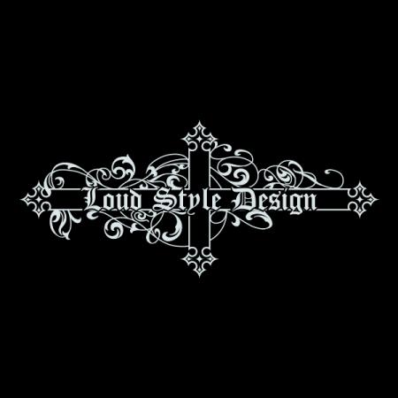 ラウドスタイルデザインのロゴ