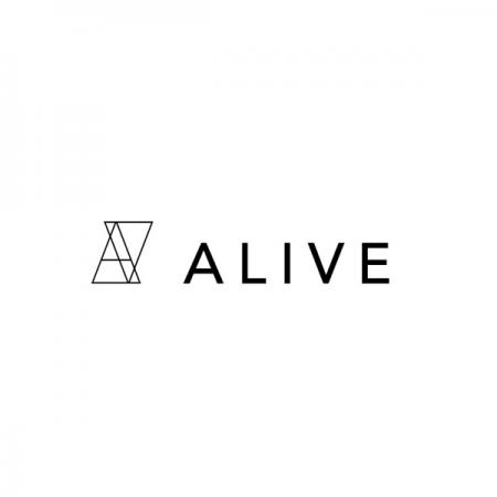 アライブのロゴ