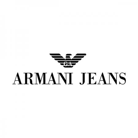 アルマーニ ジーンズのロゴ
