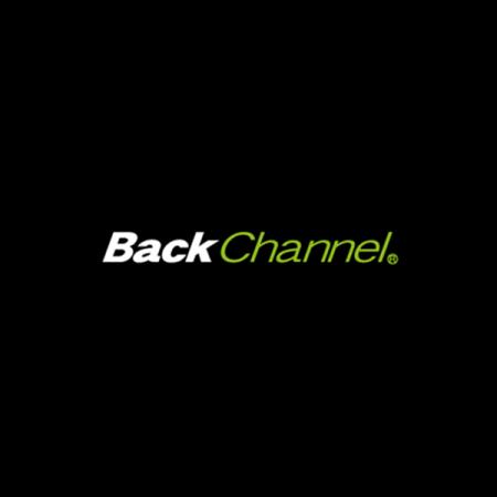 バックチャンネルのロゴ