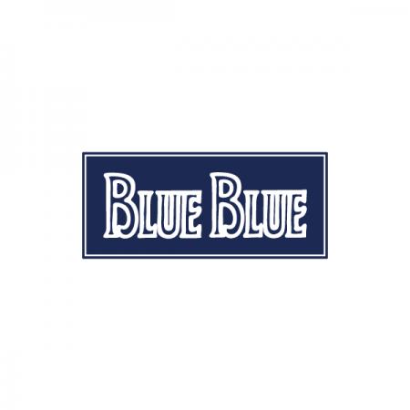 ブルーブルーのロゴ