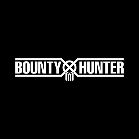 バウンティーハンターのロゴ