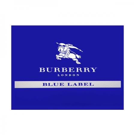バーバリーブルーレーベルのロゴ