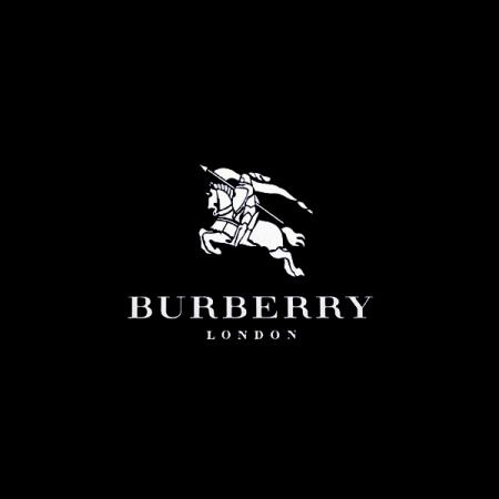 バーバリーロンドンのロゴ