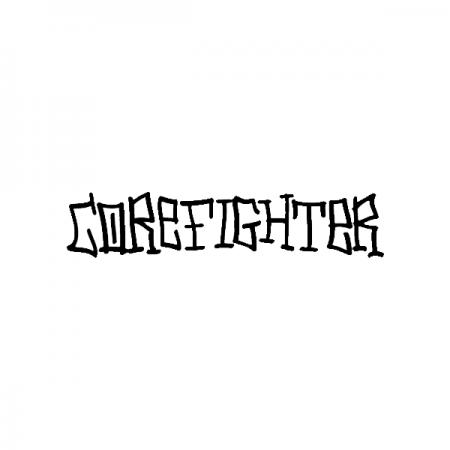 コアファイターのロゴ