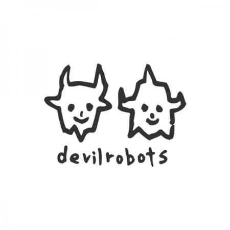 デビルロボッツのロゴ