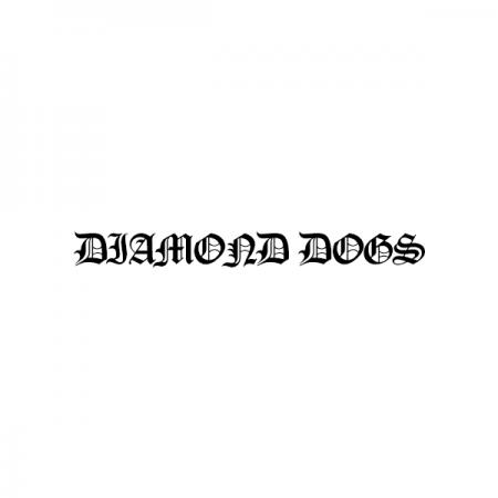 ダイアモンドドッグスのロゴ