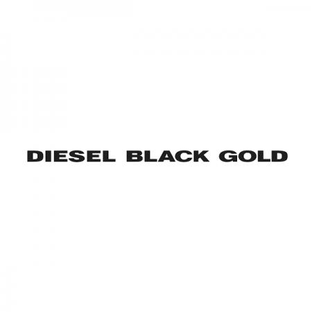 ディーゼル ブラック ゴールドのロゴ