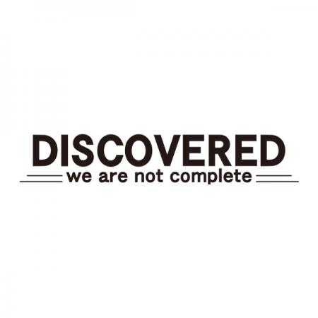 ディスカバードのロゴ