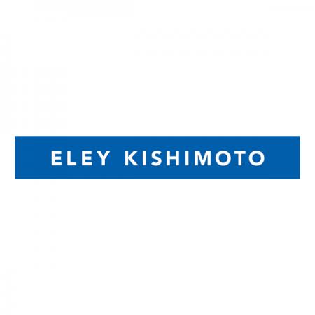 イーリー キシモトのロゴ