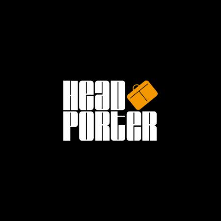 ヘッドポーターのロゴ