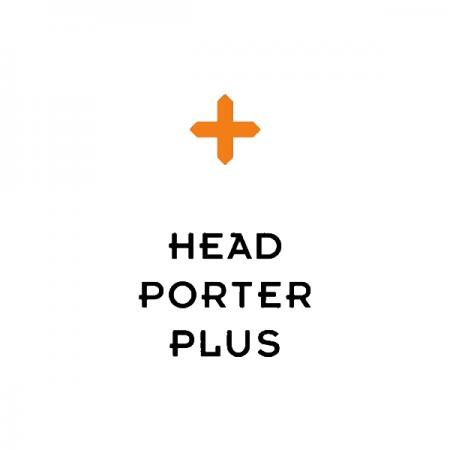 ヘッドポーター プラスのロゴ