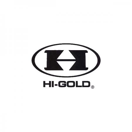ハイゴールドのロゴ