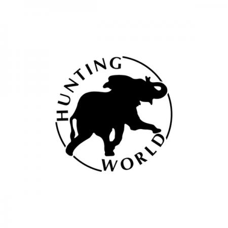 ハンティングワールドのロゴ