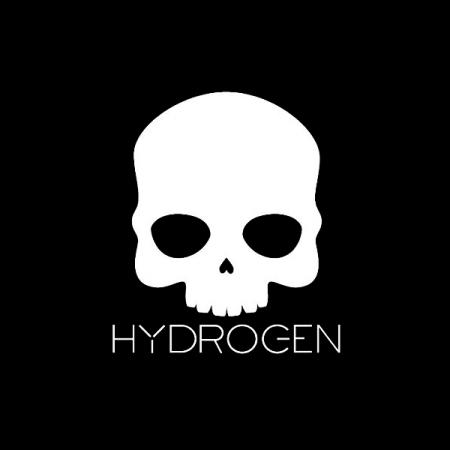 ハイドロゲンのロゴ
