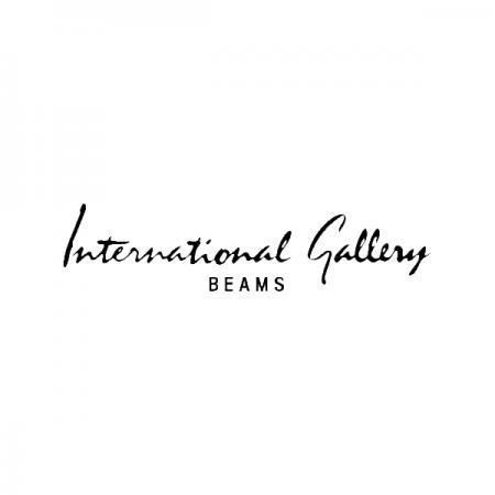 インターナショナルギャラリー ビームスのロゴ
