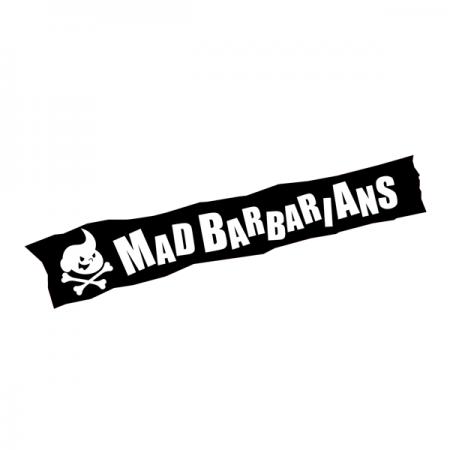 マッドバーバリアンズのロゴ