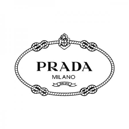 プラダのロゴ
