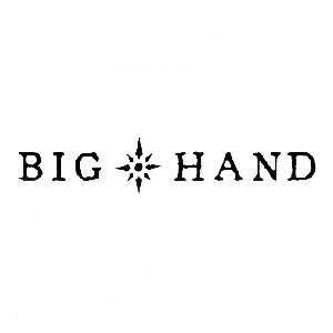 ビッグハンドのロゴ