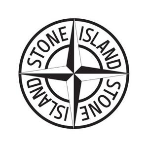 ストーンアイランドのロゴ